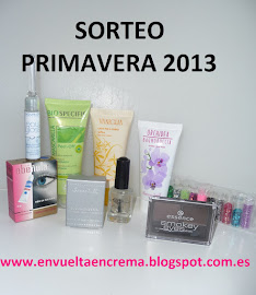 SORTEO PRIMAVERA 2013