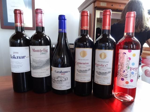 Vinhos Von Siebenthal