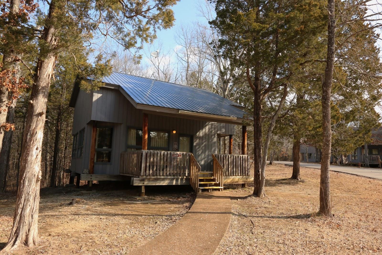 Nomadic newfies cedars of lebanon and gatlinburg at last for Cedars of lebanon cabins