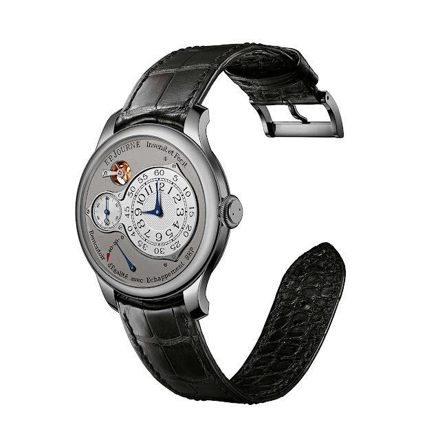 Fracois-Paul Journe - Chronomètre Optimum Watch Platinum