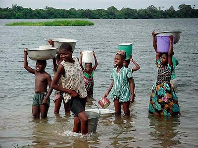 Niños del Volta.(Foto: Ahmed Velázquez)