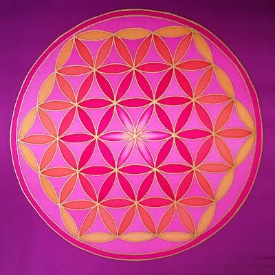 Ha llegado la luz mandalas significado de sus colores - Colores para mandalas ...