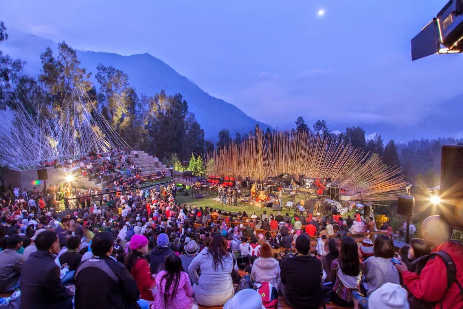 Paket Event Jazz Gunung Bromo 2015