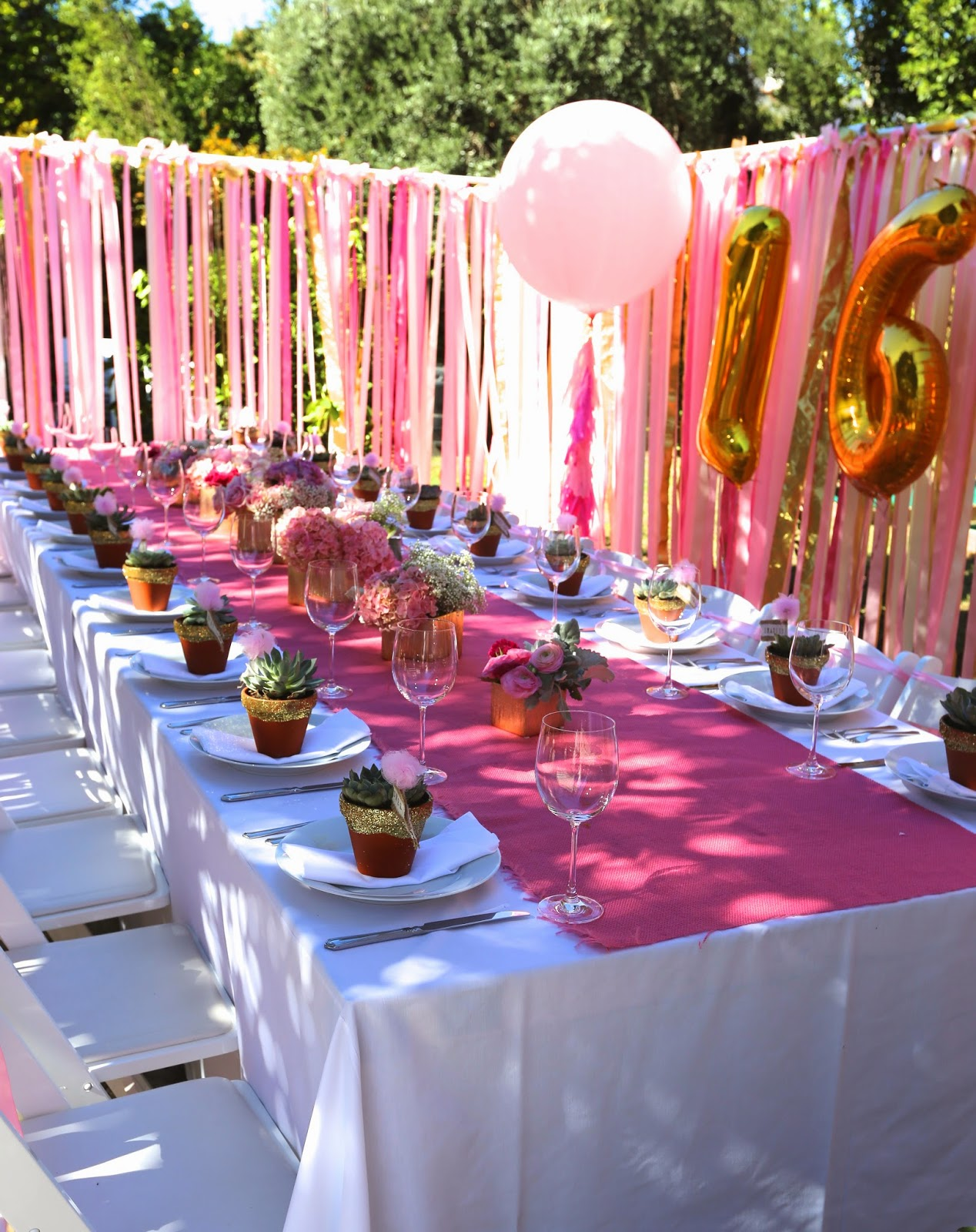 Wonderful Sweet 16 Decoration Ideas Home Part - 14: SWEET 16 / Party At Home