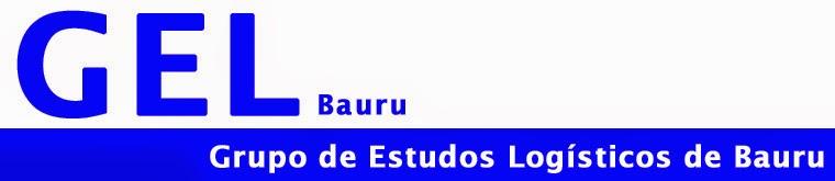 GEL - Grupo de Estudos Logísticos de Bauru