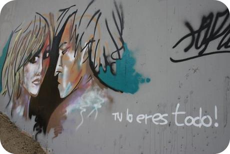Graffiti: lo eres todo