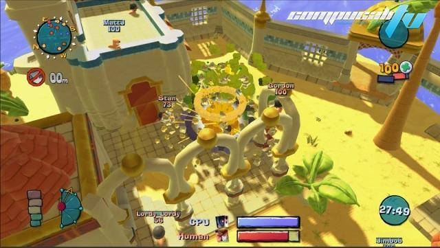 Worms Collection Xbox 360 Español PAL Descargar 2012