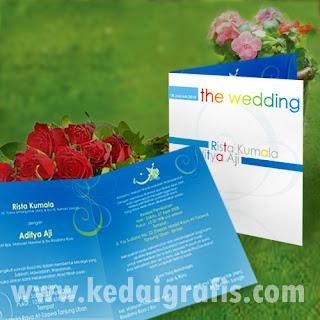 Harga Kartu Undangan Pernikahan