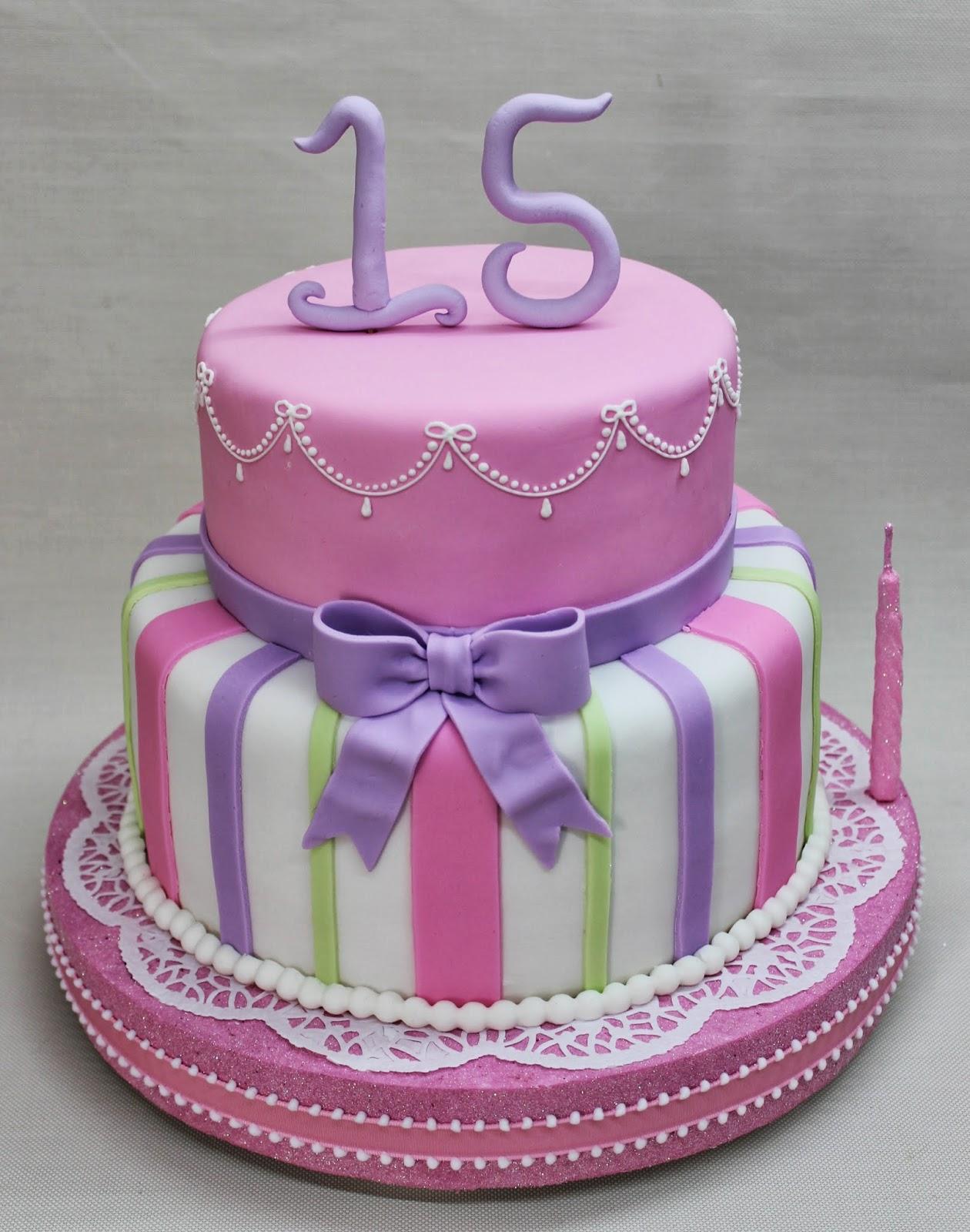 Pinterest Quinceanera Cake Ideas