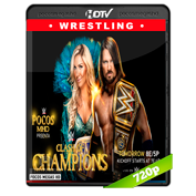 WWE Clash of Champions PPV Smack Down Live  2017 720p Dual Latino Ingles