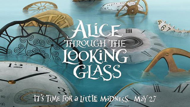 MOVIES: Alice Through The Looking Glass - News Roundup