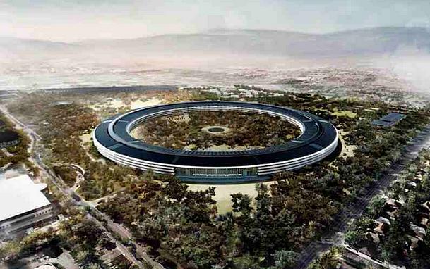 Apple Inc, Apple Headquarters, Future Apple Headquarters