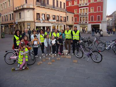 Girandoliamo Rovigo: foto di gruppo
