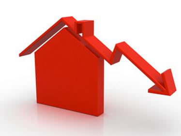Immobilier: malgré la baisse des taux, la production de crédits a reculé