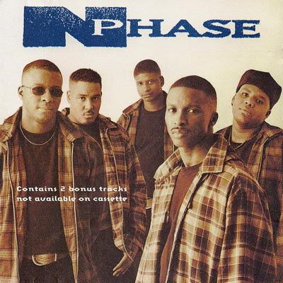 N-Phase - N-Phase (1994)