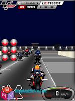 Moto GP 2012. Racing moto game for Java