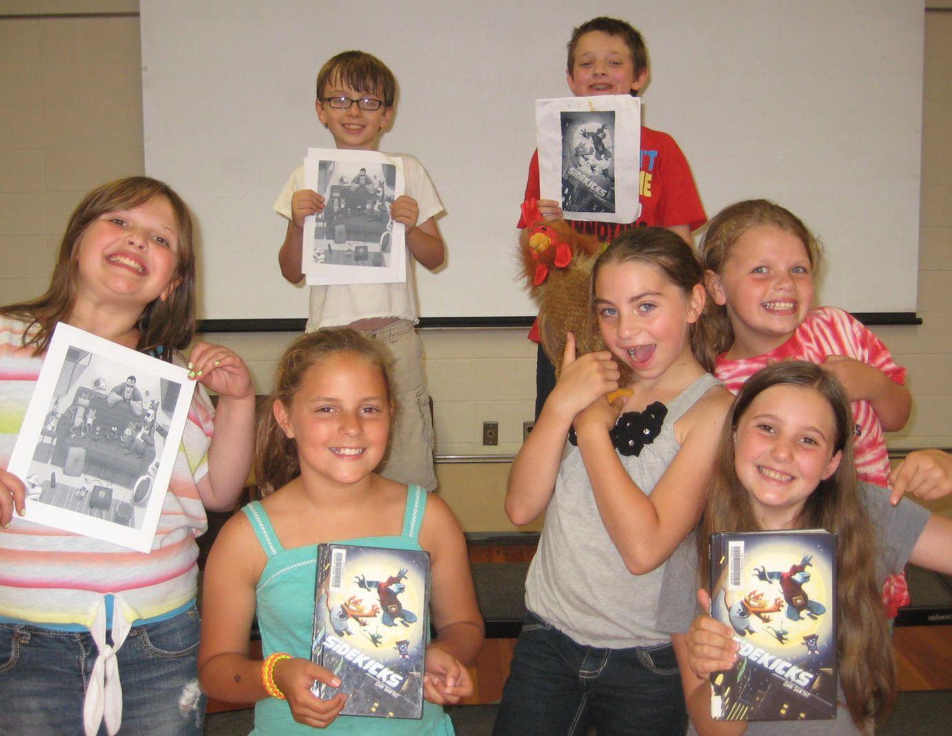 Rhode Island Children S Book Award Nominees