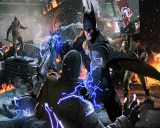 Arkham Origens para iPhone, iPad novo jogo do batman