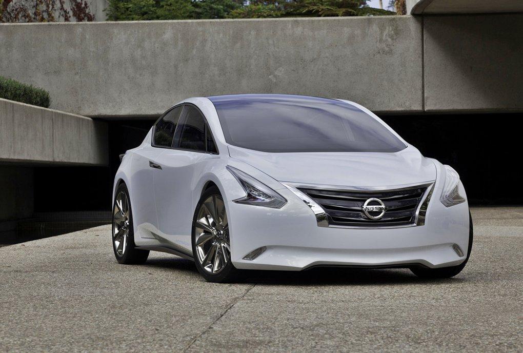 new cars 2010 nissan ellure concept. Black Bedroom Furniture Sets. Home Design Ideas