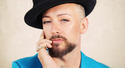 Boy George - Hot new look