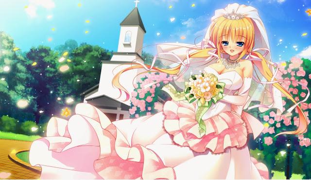 anime wedding dress,anime dress,anime cute