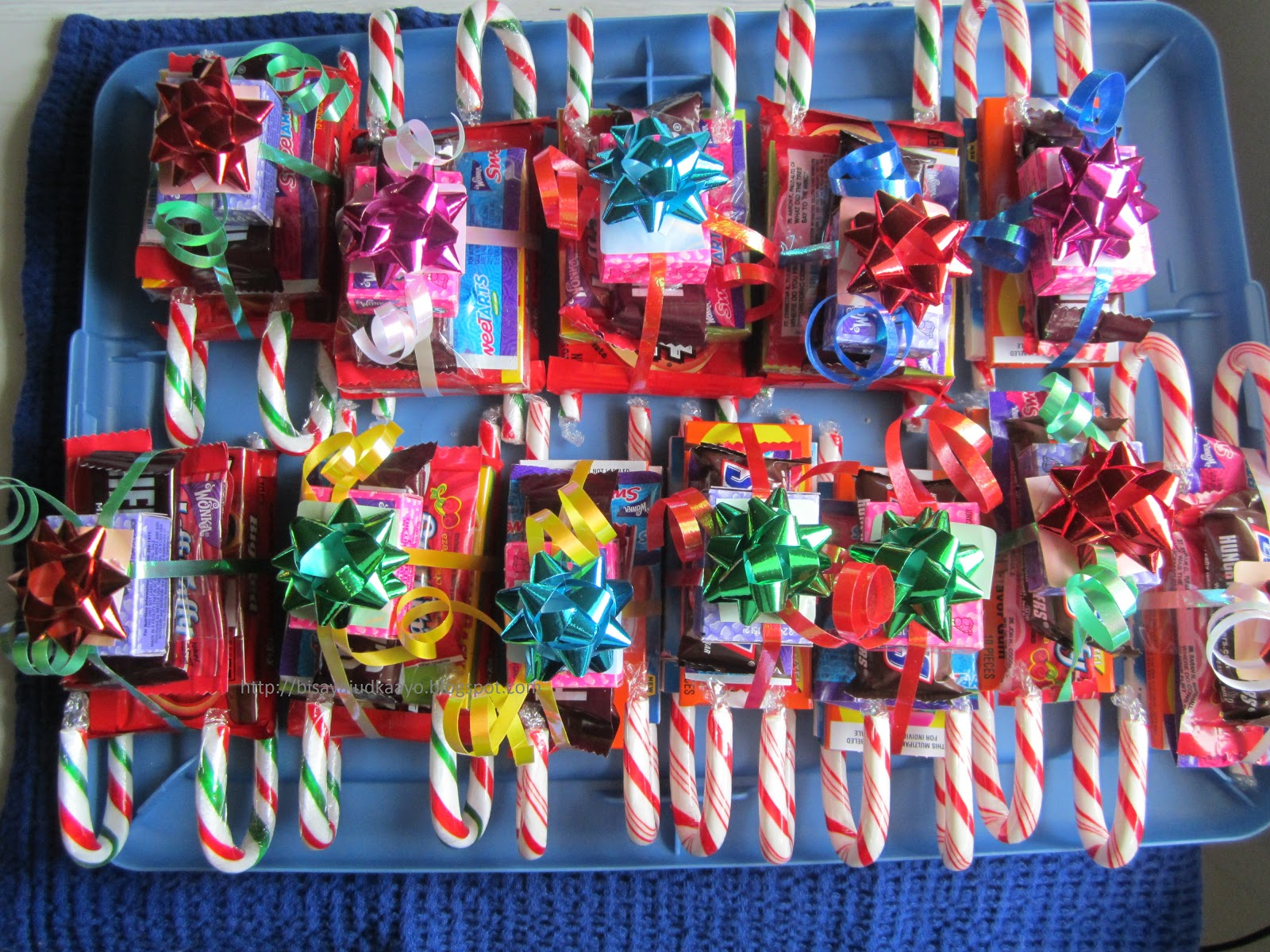 inato lang filipino cuisine and more - Candy Sleighs For Christmas