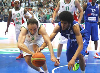 Pinar Karsiyaka Paris Levallois 3rd game 19 march 2013 pick