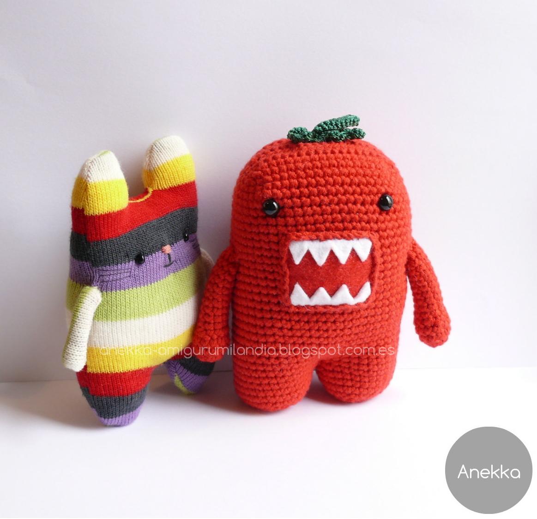 crochet doll anekka handmade