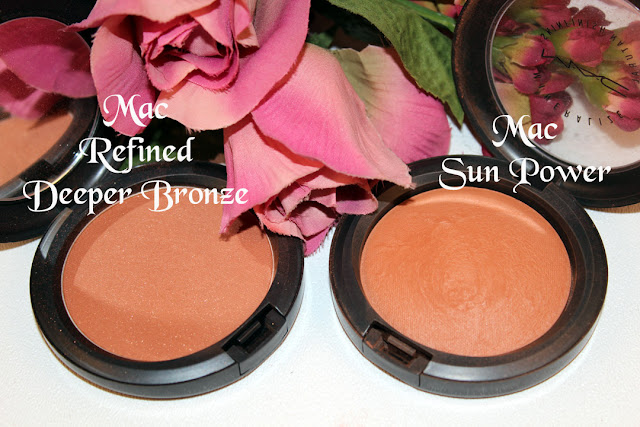Mac Refined Deeper Bronze / Mac Sun Power MSF
