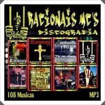 Discografia Racionais Mc's