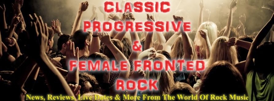 Classic, Progressive and Female Fronted Rock