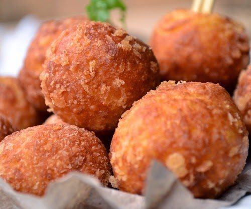 Resep Cheese Balls