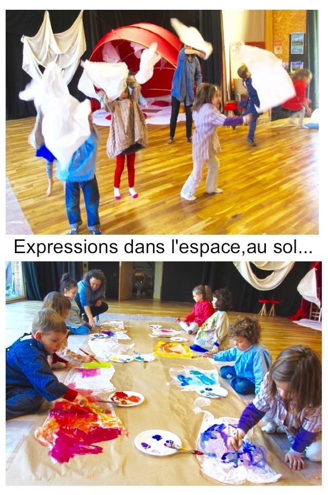 expressions enfants
