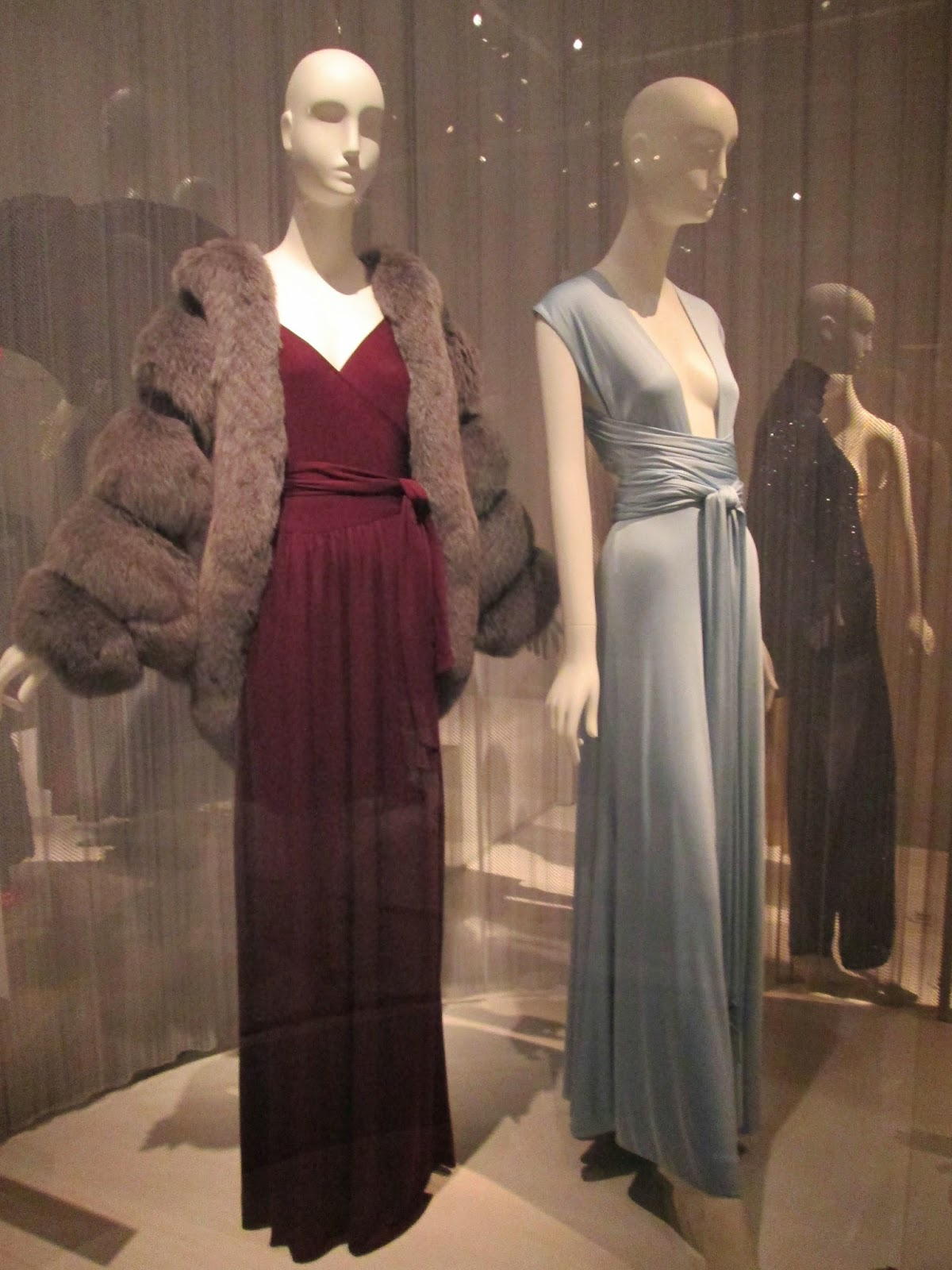 Everything Just So: Yves Saint Laurent + Halston: Fashioning the 70s