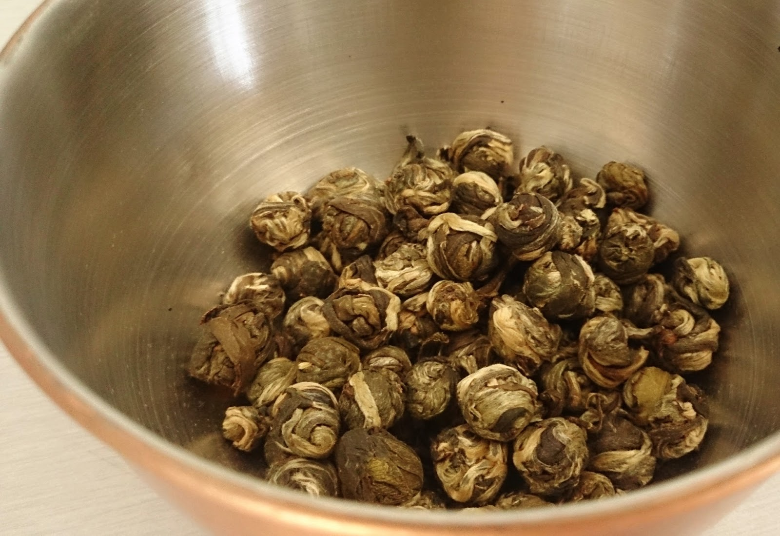 jasmine pearl tea brewing instructions
