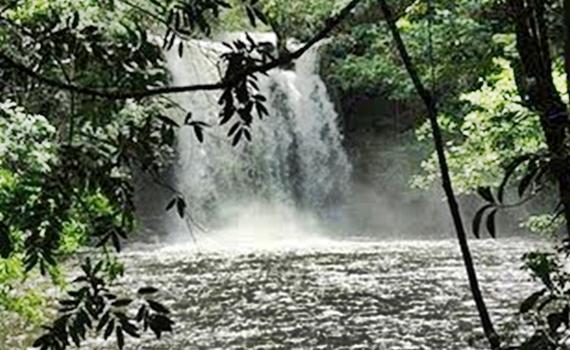 Cidade dos Deuses - Formação rochosa em Alenquer - Pará