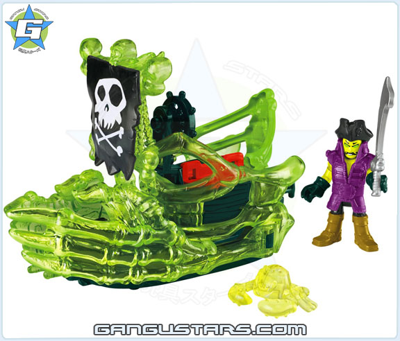 Imaginext Ghost Ship