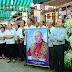 Caritas Hạt Hóc Môn đến Kính viếng bà Maria Phạm Thị Hoa_02/01/2015