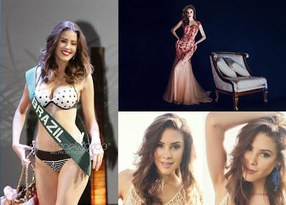 Miss Terra Brasil 2014 firma parceria com Programa de Educação Ambiental Internacional
