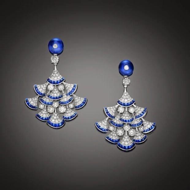 Relojes y exquisitas joyas Bulgari