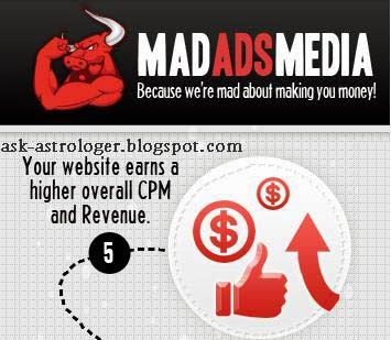 MadadsMedia CPM rates and Review