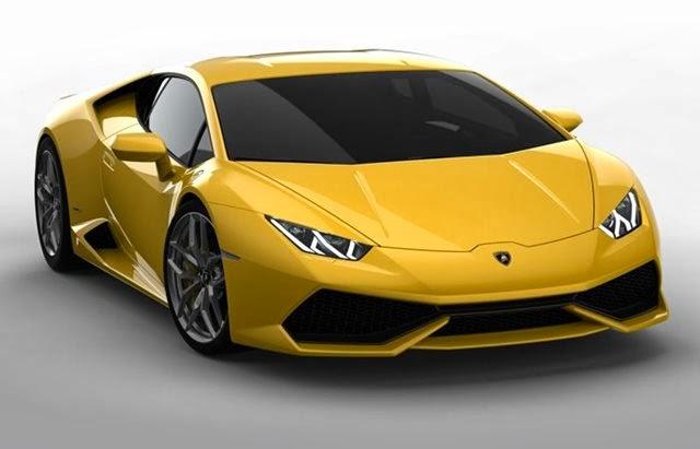 Conheça o mais novo modelo do carro Lamborghini Huracán