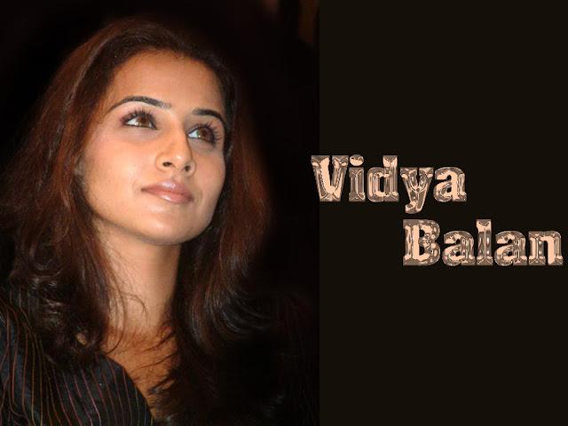 Vidya Balan Glamour Wallpaper