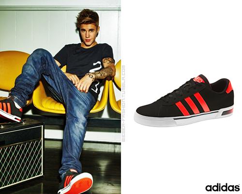 Adidas Neo Justin Bieber Black