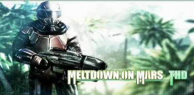 Meltdown on Mars THD Apk + Data