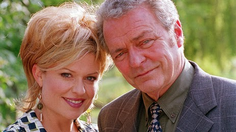 Home & Away, Marylin, Emily Symons, Donald Fisher, The 90s, 1990s, Funny, Pictures than make you feel old,