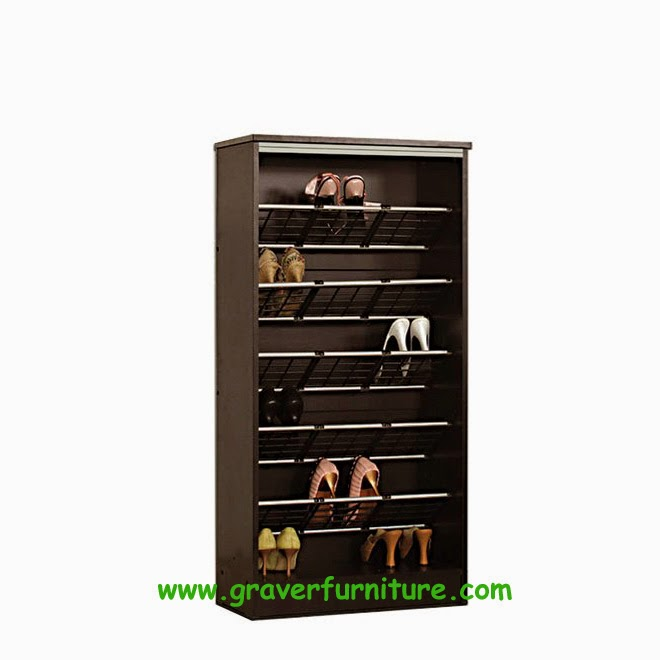 Rak Sepatu SR 9370 Popular Furniture