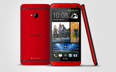 HTC ONE M7 GLAMOUR RED FULL SPECIFICATIONS