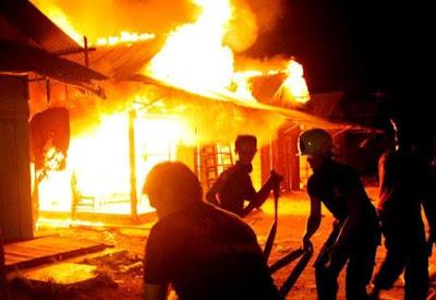 Pawarta Bahasa Jawa Kebakaran di Sleman Meningkat