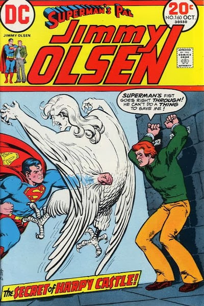Jimmy Olsen #160, the Harpies